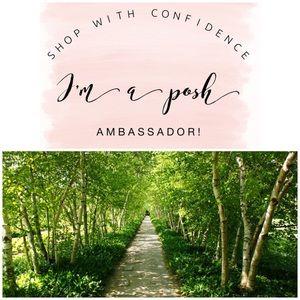 ❤️ I am a Posh Ambassador! ❤️